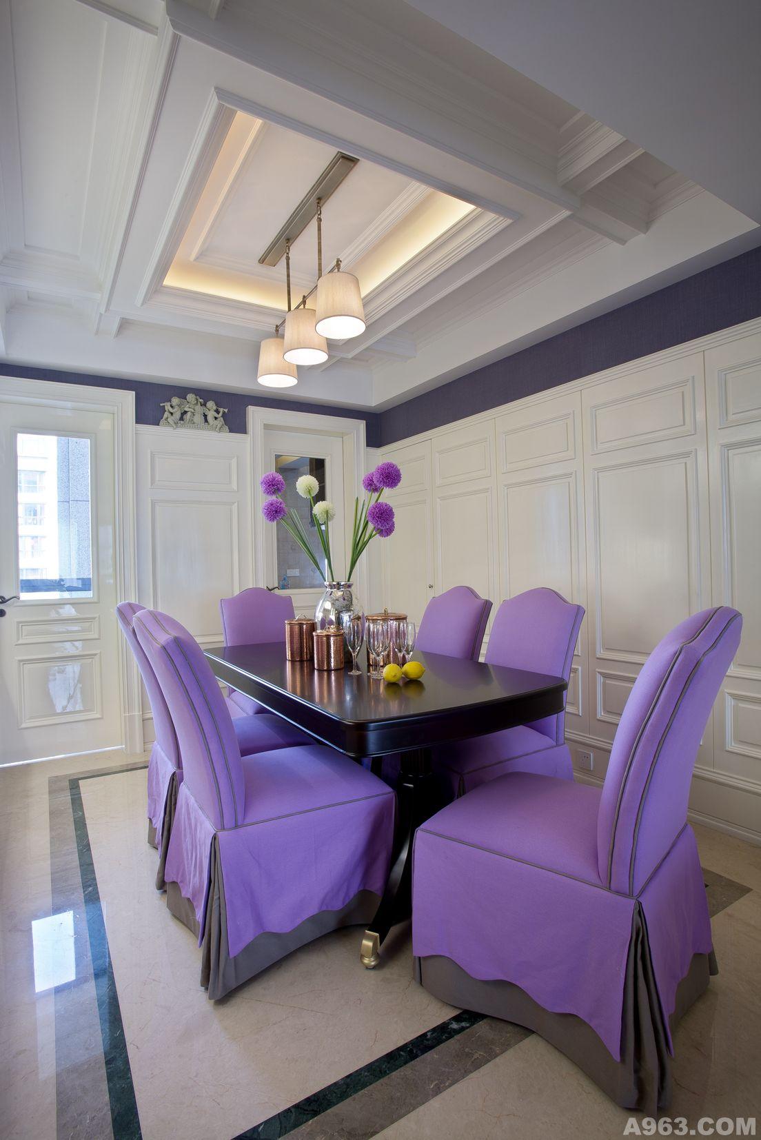 蓝调的优雅 - 公寓设计 - 第5页 - 葛晓彪设计作品案例