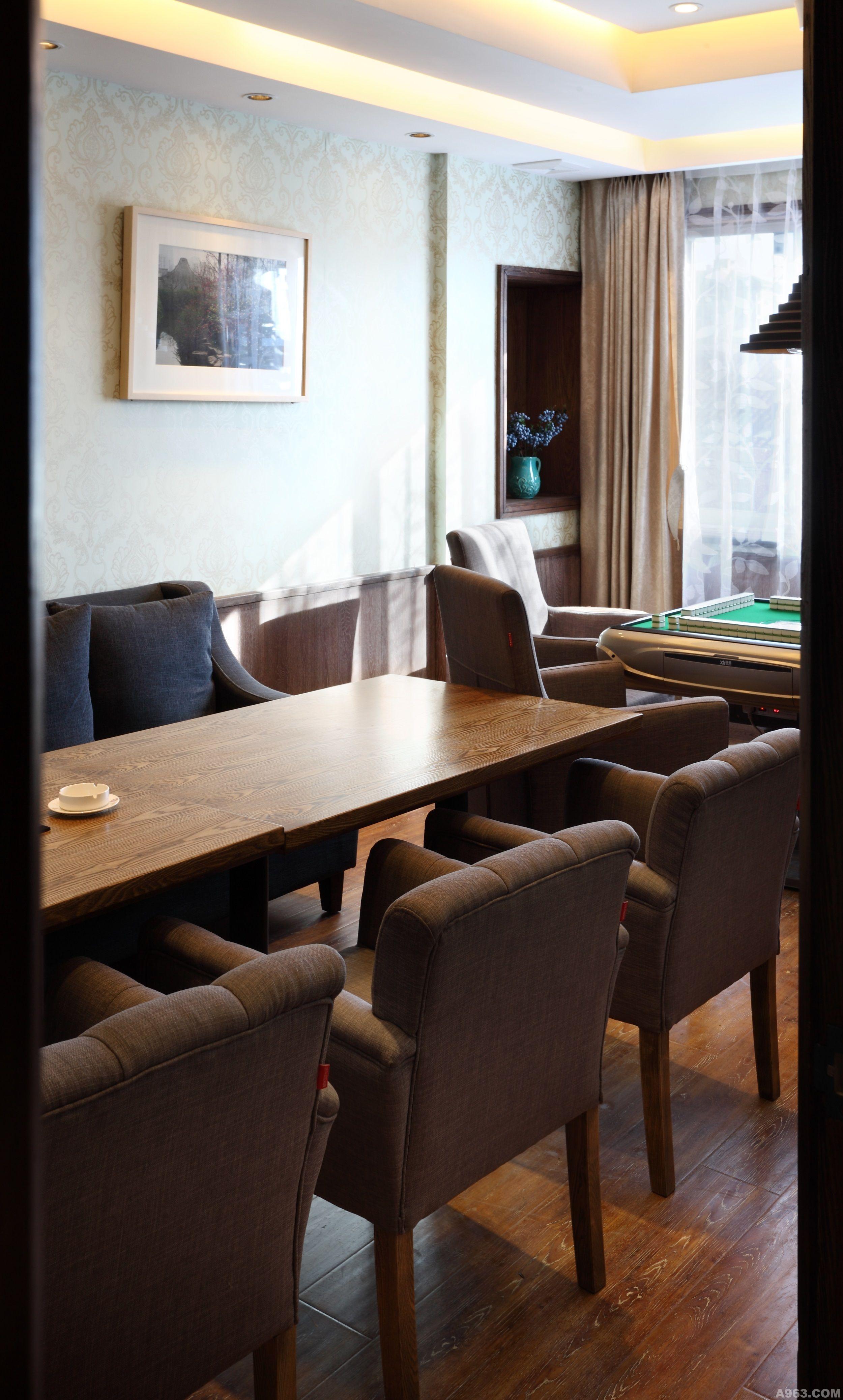 圣巴里咖啡餐厅 - 餐饮空间 - 卢路设计作品案例