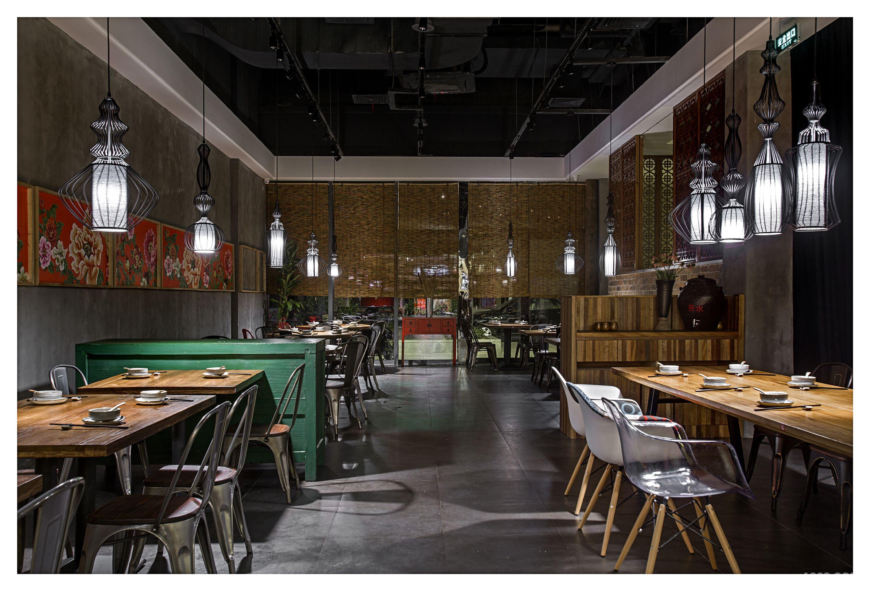 东北香餐馆 - 餐饮空间 - 第2页 - 周军挺设计作品案例